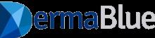 logo-horizontal-derma-blue
